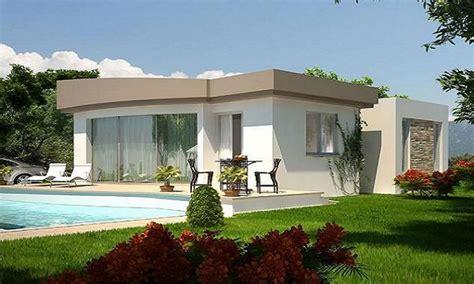 Modern Bungalow Plans Design