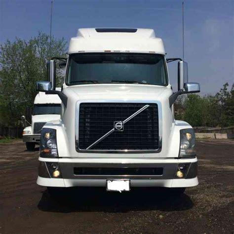 2009 volvo truck volvo 780 2009 sleeper semi trucks