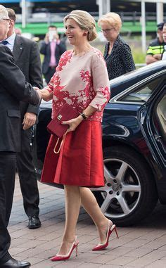 See The Best Looks From Queen Maxima Royal Tour