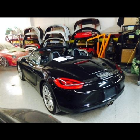 siege porsche boxster tuner wants to turn your boxster into a 918 spyder