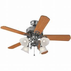 Harbor breeze ceiling fan light kit lowes : Harbor breeze in edenton polished pewter ceiling