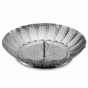 Zyliss Stainless Steel 11 Inch Steamer Basket Www