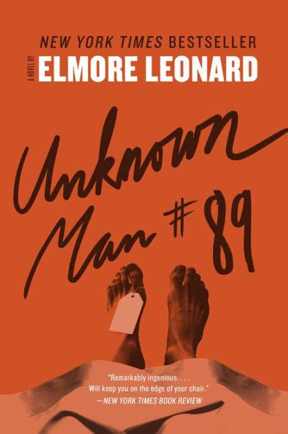 Elmore Leonard Best Book Unknown 89 By Elmore Leonard Nook Book Ebook