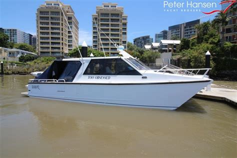 Catamarans For Sale Qld by Alloy Power Catamaran Power Boats Boats Online For Sale