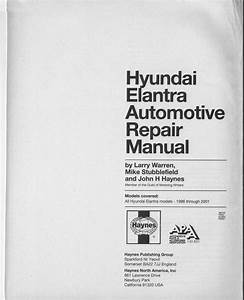 Download Free Hyundai Sonata Service Manual