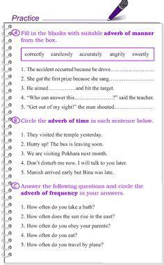 grade 3 grammar lesson 7 verbs the simple present tense