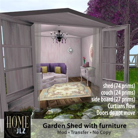 life marketplace shabby chic romantic garden shed