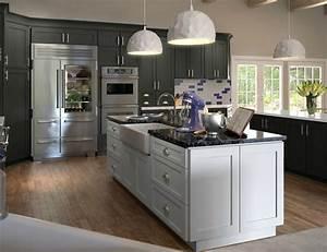 Buy Graystone Shaker RTA (Ready to Assemble) Kitchen