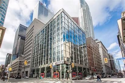 Yonge Street Toronto Urban Retail