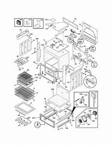 Kenmore Elite 79046609500 Electric Range Parts