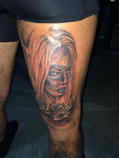 bovenbeen tattoo voorbeelden laat je inspireren door