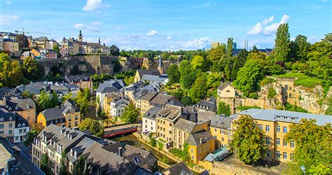 Luxembourg City Travel Information and Guide