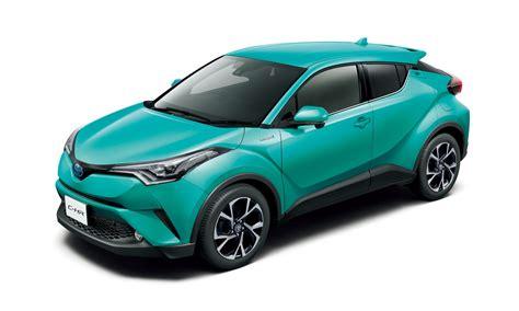 Toyota C-hr Arrives At Dealers In Japan