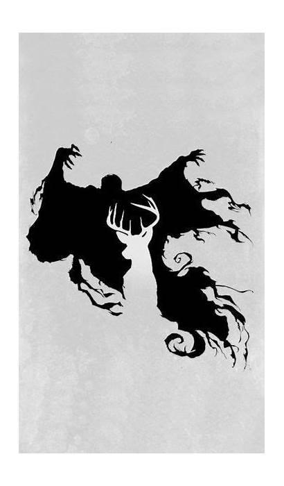 Potter Harry Patronus Phone Hogwarts Snape Backgrounds