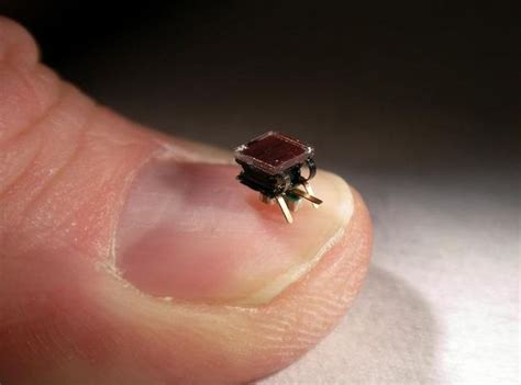 Researchers Invent Micro Robots That Can Do Surgery From