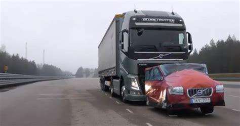 new volvo semi truck volvo semi truck new breaking technology