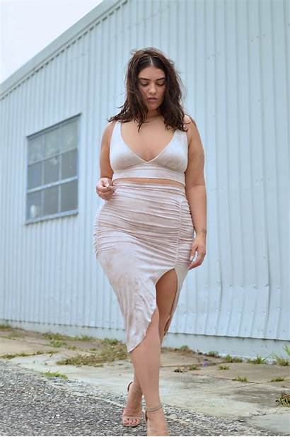 Nonude Nadia Aboulhosn Models Nude Heels Skirt