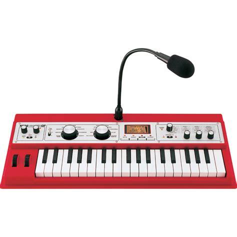 disc korg microkorg xl synthesizer vocoder limited