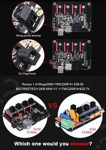 Bigtreetech Skr Mini V1 1 32bit Control Board Arm Cpu 32