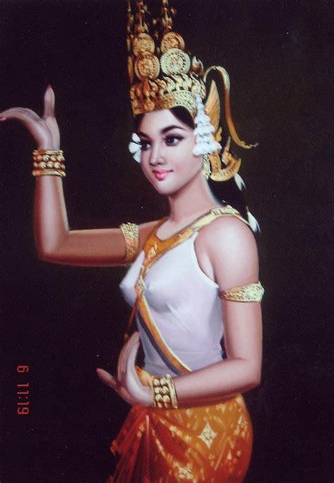portrait paintings khmerpainting