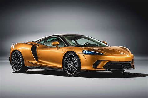 Price Of New by 2019 Mclaren Gt Revealed Price Specs And Release Date