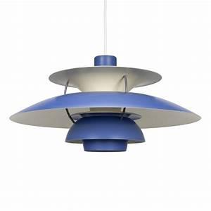Louis Poulsen Lampen : vintage blauwe ph 5 hanglamp louis poulsen retro studio ~ Eleganceandgraceweddings.com Haus und Dekorationen
