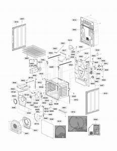 Lg Lrg4113st  00 Gas Range Parts