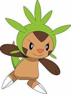 Chespin Pokemon Pokedex 650