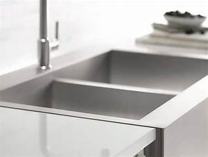 K 3944 1 Vault Top Mount Kitchen Sink With Single Faucet