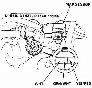 1989 Honda Prelude Engine Diagram