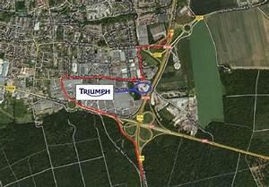 Triumph Pontault : nouvelle concession triumph pontault combault ~ Gottalentnigeria.com Avis de Voitures