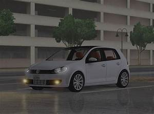 Ats Fog Lights Golf Mk6 1 4 Tsi Ats Euro Truck Simulator 2 Mods