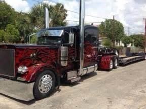 Custom Big Rig Trucks