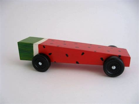 I See Your Stevie Minecraft Car And Submit This One For De 25 Bedste Id 233 Er Inden For Pinewood Derby P 229