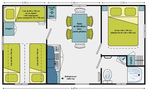 mobil home sun roller 3 chambres irm domino cing le devançon en provence