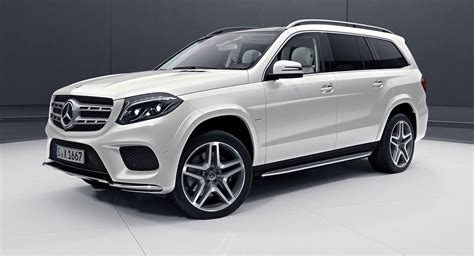 New Mercedes Gls by 2018 Mercedes Gls Gets More Exclusive With New Grand