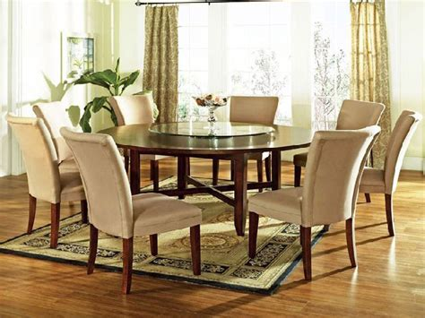 dining room cool round dining room table for 6 black