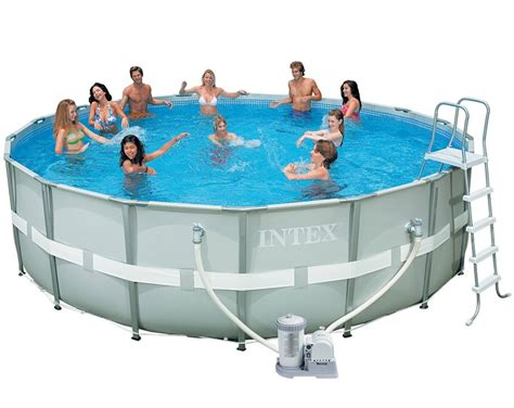 Ersatzteile Intex Pool by Intex Ultra Metal Frame Pool Set 488x122 28322 Gs Ebay