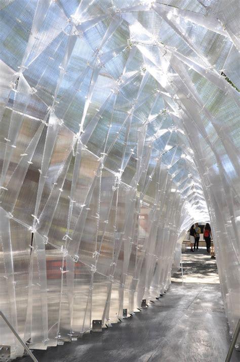 glass pavilion  usc school  architecture evolo