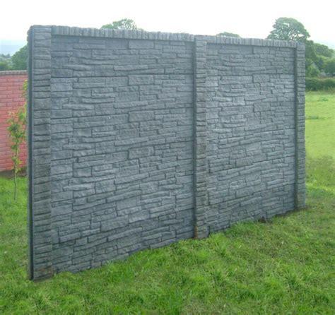 Steine Für Zaun by Gartenzaun Sichtschutz Mit Und Aus Naturstein