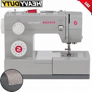 Singer Sewing Machine 4423 Model Heavy Duty Mechanical