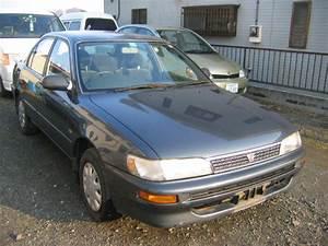 Japanese Car Repair Report  Toyota Corolla Ae100 Blowout