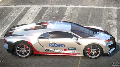 Can you do lampadati casco sound mod for windsor? Bugatti Chiron ES L7 for GTA 4