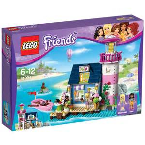 lego friends heartlake lighthouse 41094 40 00 hamleys