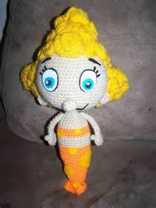 Bubble Guppies Crochet Patterns