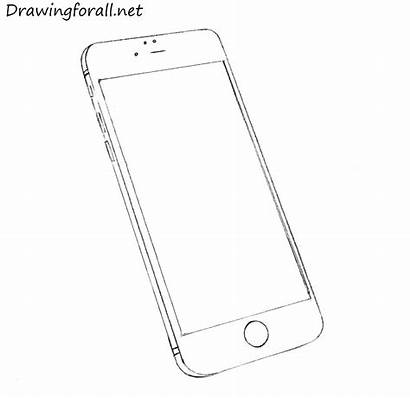 Iphone Draw Phone Drawing Rectangle