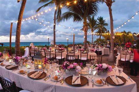 fresh beach wedding reception decorations icets info