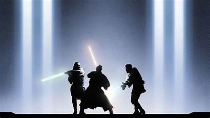 Maul Darth Wars Obi Wan Star Gon