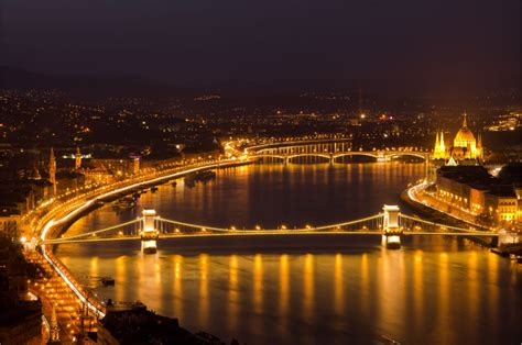chain bridge budapest  profitable business