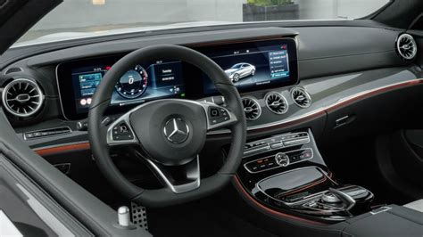 First look • features • review. 2018 Mercedes E-Class Coupe Edition 1 Interior - YouTube